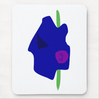 Silent Talk Mouse Pad