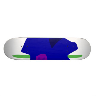 Silent Talk Skateboard Deck