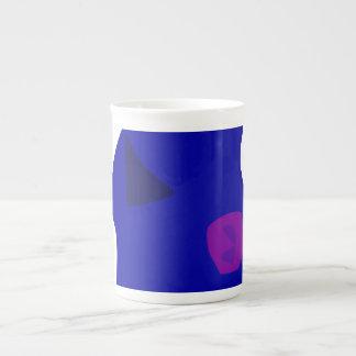 Silent Talk Tea Cup