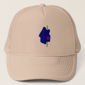Silent Talk Trucker Hat