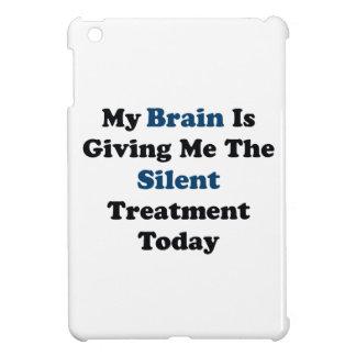 Silent Treatment iPad Mini Cover