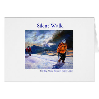 Silent Walk Card