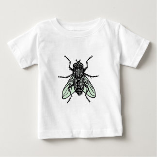 Silent Wallpaper Baby T-Shirt