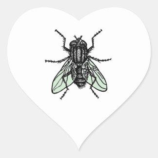 Silent Wallpaper Heart Sticker