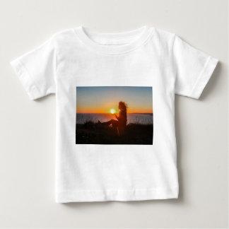 silhouette baby T-Shirt