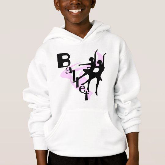 Silhouette Ballet T-shirts and Gifts