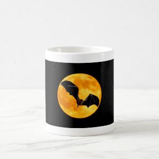 Silhouette Bat Mug