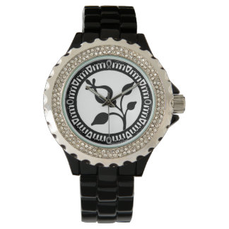 Silhouette Bud Watch