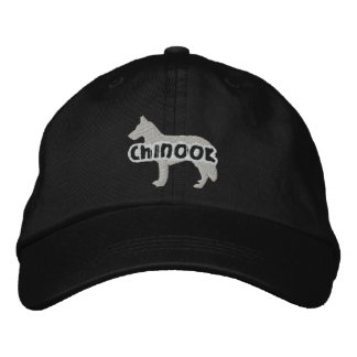 Silhouette Chinook Embroidered Hat