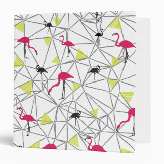Silhouette Flamingo - Avery Signature 1.5in Binder