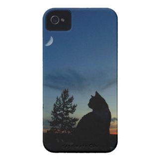 Silhouette iPhone 4 Case-Mate Case