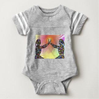 Silhouette, Life Baby Bodysuit