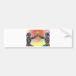 Silhouette, Life Bumper Sticker