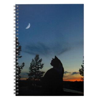 Silhouette Notebooks