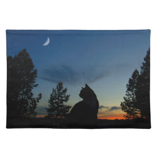 Silhouette Placemat