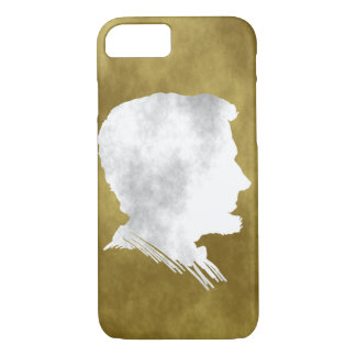 Silhouette Portrait iPhone 7 Case
