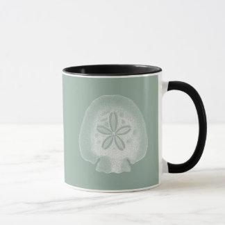 Silhouette Sand Dollar Mug