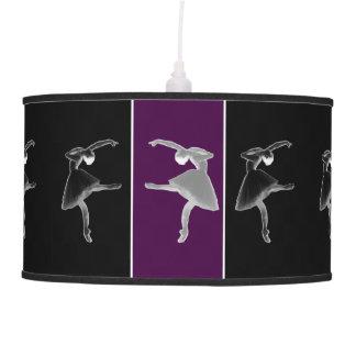 Silhouette Trio Ballet Pendant Lamp