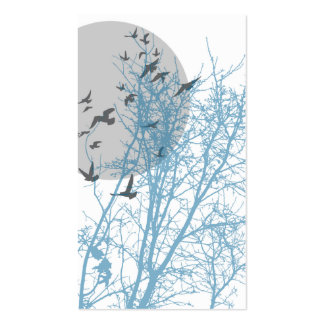 silhouscreen les oiseaux