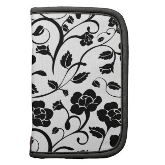 Silhoutte Floral Planners