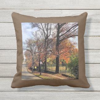 SILICON VALLEY AUTUMN Outdoor Throw Pillow! Outdoor Pillow
