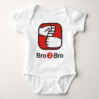 Silicon Valley - Bro 2 Bro Baby Bodysuit