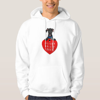 Silicon Valley Dogs Hooded Sweatshirt
