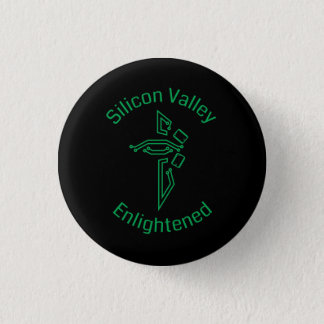 Silicon Valley Enlightened Button