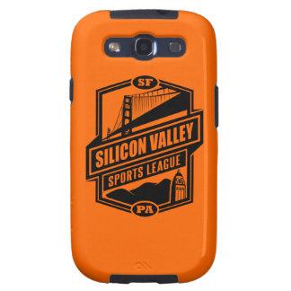 Silicon Valley Sports League Samsung Galaxy S3 Cases