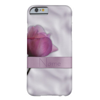 Silk and Rose Barely There iPhone 6 Case