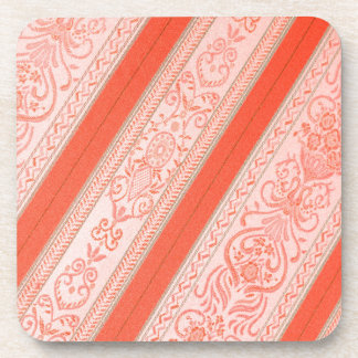Silk Beverage Coasters
