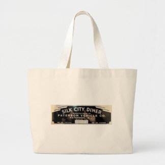 Silk City Diner Company Tote Bags