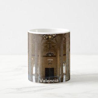 Silk Exchange (Lonja de la Seda). Coffee Mug
