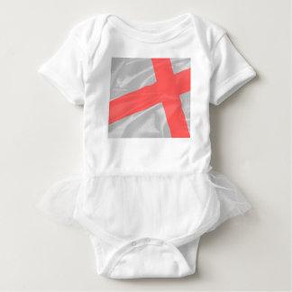 Silk Flag of Saint George Baby Bodysuit