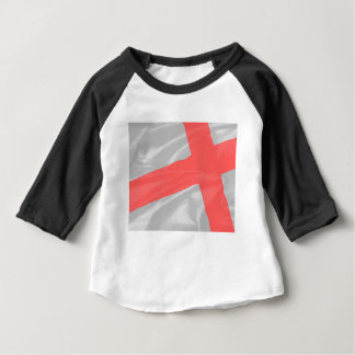 Silk Flag of Saint George Baby T-Shirt