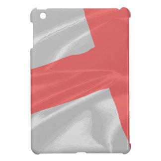 Silk Flag of Saint George iPad Mini Covers