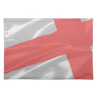 Silk Flag of Saint George Placemat