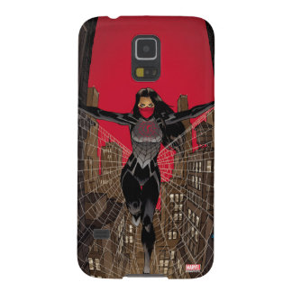 Silk In Web Galaxy S5 Covers
