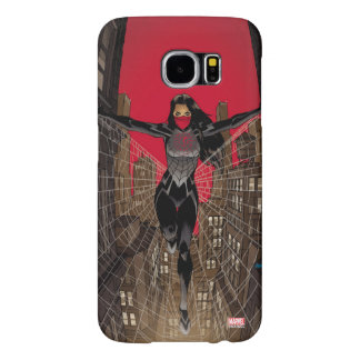 Silk In Web Samsung Galaxy S6 Cases