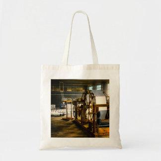 Silk Mill of Old Japan Making Kimonos Vintage Tote Bag