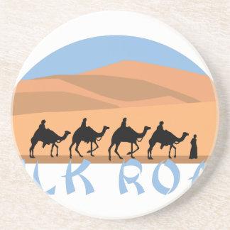 Silk Road Beverage Coaster