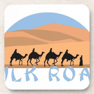 Silk Road Beverage Coasters