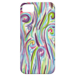 Silk Swirls iPhone 5 Cover