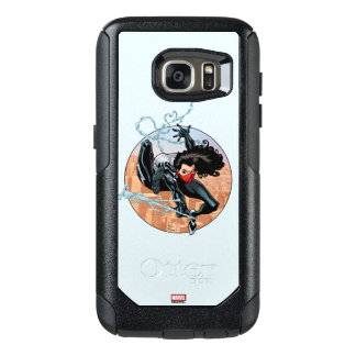 Silk Webslinging OtterBox Samsung Galaxy S7 Case