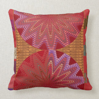 Silken Golden Threads: Rich Diva Style ORIENTAL GI Throw Pillow