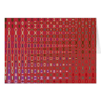 Silken Golden Threads: Wedding Special occasions Greeting Card