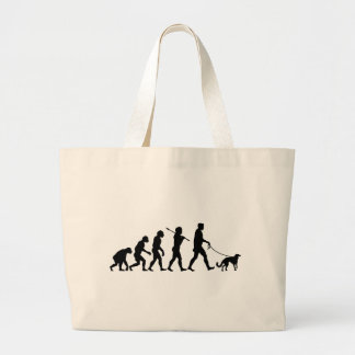 Silken Windhound Jumbo Tote Bag