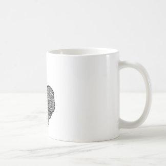 Silkie chicken mug