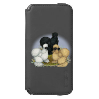 Silkie Trio Incipio Watson™ iPhone 6 Wallet Case