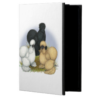 Silkie Trio iPad Air Cover